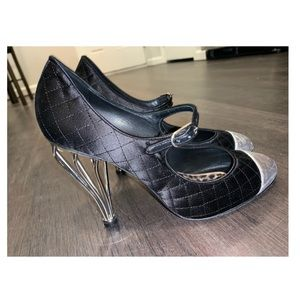 CHANEL Shoes - Chanel Other Open Shoes Size 40